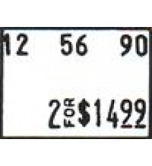 Dennison / Sato Price Marking Labels